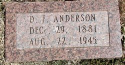 Nathan DeForest Anderson