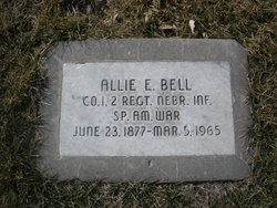 Allie Edward Bell