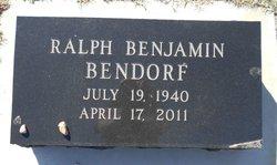 Ralph Benjamin Bendorf