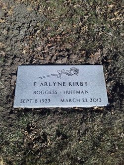 Esther Arlyne Arlyne <i>Kirby</i> Boggess