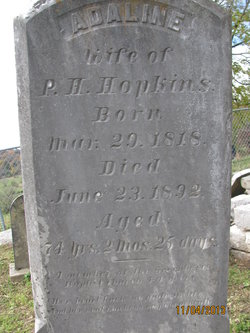 Adaline <i>Bryson</i> Hopkins