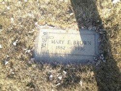 Mary Ellen <i>O'Reilly</i> Brown