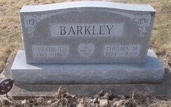 Thelma M. <i>Brumbaugh</i> Barkley