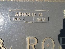 Arnold M. Doc Roberson
