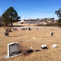 Ashley Chapel AME Zion Church Cemetery
