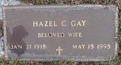 Hazel C <i>McGuire</i> Gay