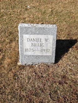 Daniel Webster Billig