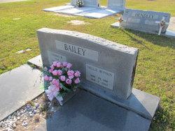 Nellie <i>Boykin</i> Bailey