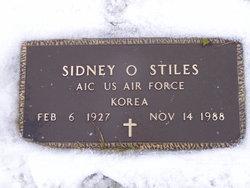 Sidney Sid Stiles