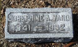 Josephine A. Yard