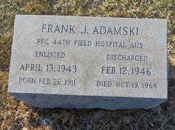 Frank J. Adamski