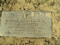 PFC Joseph J De Legge, Jr