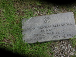 Edgar Stanton Alexander