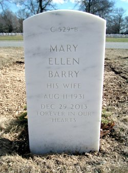 Mary Ellen <i>Kopp</i> Barry