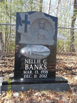 Nellie G Banks