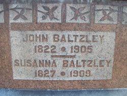 John Baltzley