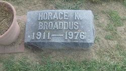 Horace Keith Broaddus