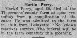Martin Perry