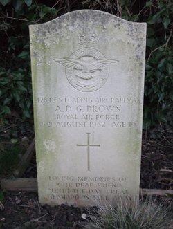 Anthony Desmond Gerald Brown