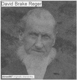 David Brake Reger