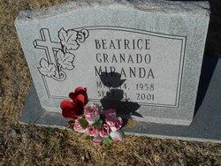 Beatrice Granado Miranda
