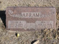 Ira Everett Abram