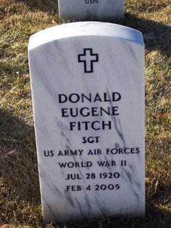 Donald Eugene Fitch