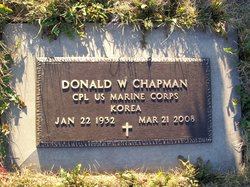 Donald W. Chapman