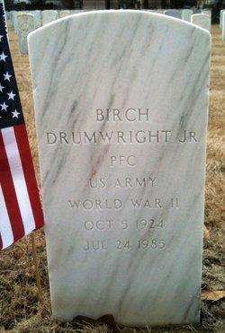 Birch Drumwright, Jr.