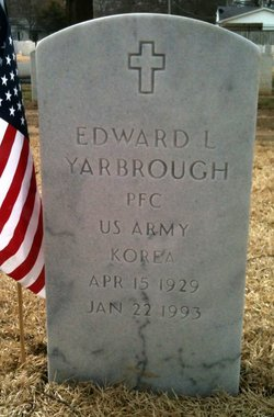 Edward L Yarbrough