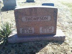 Minnie F. Thompson