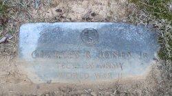 Charles R. Jones, Jr