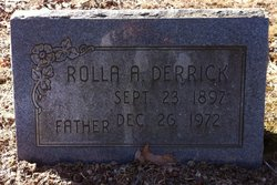Rolla Andrew Derrick
