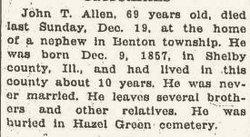 John T. Allen