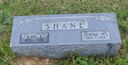 Karl E Shane