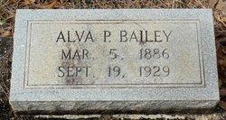 Alva Pearson Bailey