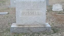 Ruby <i>Bussell</i> Barnes