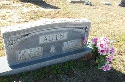 Ben Oliver Allen, Jr.