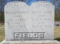Nancy Jane <i>Griffin</i> Fields
