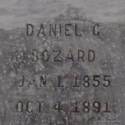 Daniel Govan Bozard