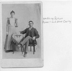 Alice Allie Elizabeth <i>Irwin</i> Carty