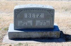 Frank Betz