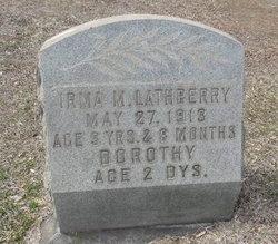 Irma M Lathberry