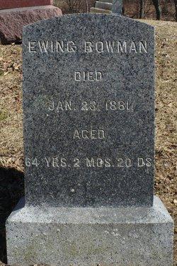 Ewing Bowman