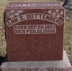 Ann S <i>Price</i> Bottenberg