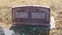 Ardele Ida Mae <i>Witt</i> Green