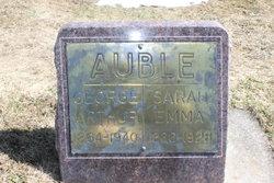 George Arthur Auble, Sr