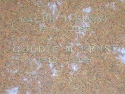 Goldiea M. Goldie <i>Dolby</i> Ernst