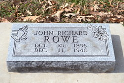 John Richard Rowe