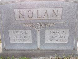 Mark Anthony Nolan